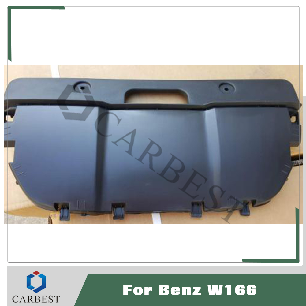 High Quality OE: 1668850824 Rear Bumper Chrome Tow Hitch Cover for Benz W166