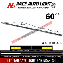 High quality wholesale 60'' led tail light bar for Pickup, SUV, Truck with CE Rohs