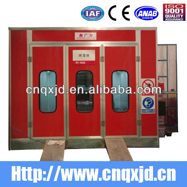 CE Approval Diesel Heater Car Paint Chamber spray booth purchase