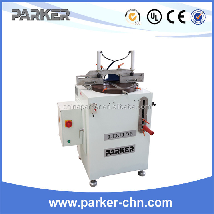 Parker Single Head Arbitary Angle Cutting Saw/Aluminum Profile Cutter Machine