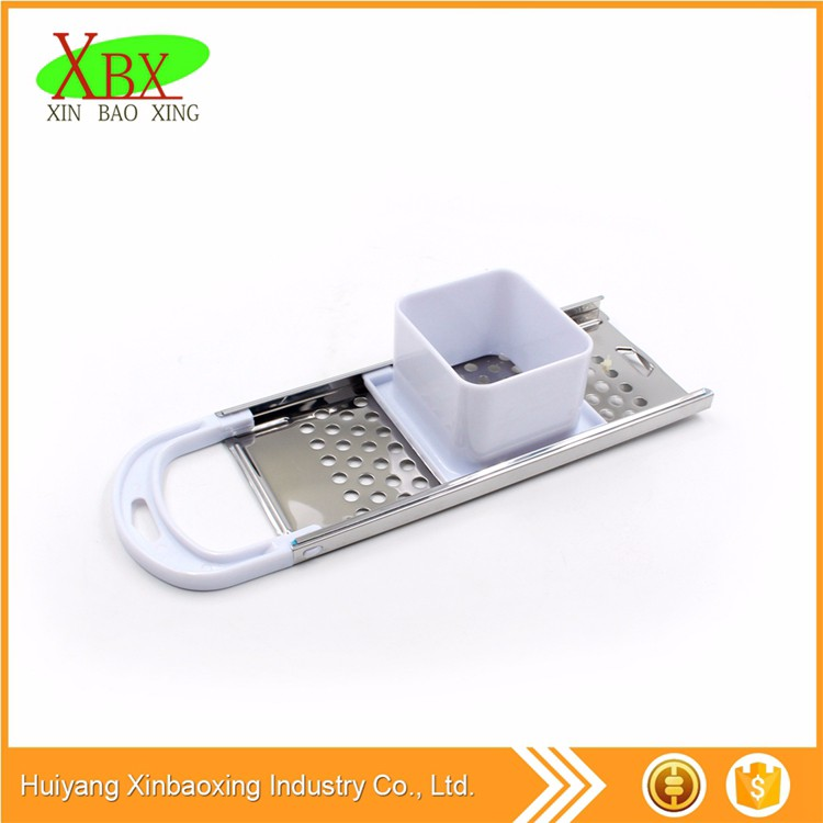 2017 Best prices super vegetable/potato 66*33.8*42.5cm PP/Stainless steel gnocchi grater