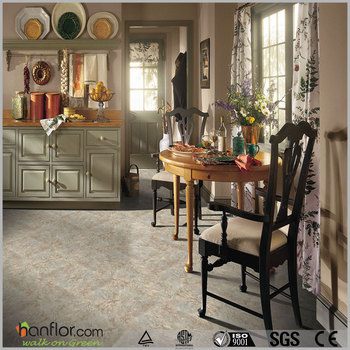 Granite look PVC Flooring tile