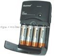 charger for 800-2500mah aaa/aa battery