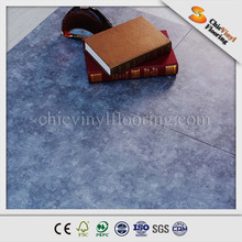low price standard size 2mm vinyl composition tile