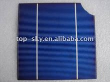 chipped solar cell