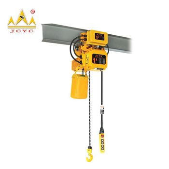 Construction Lifting Equipment 2.5 ton Electric Chain Hoist for sale