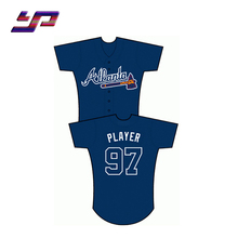 Wholesale Oem Custom Made Sublimation Printing Baseball Uniform Sublimated Baseball Jersey For Women