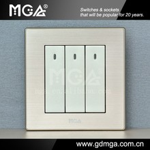 LED switch & modern wall switch & light control switch