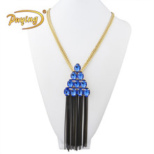 2015 key trend layering jewelry gold thin long chain and boho metal bar pendant necklace pearl layering necklace