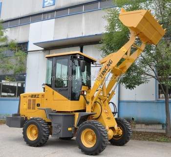 1 TON mini loader FOR SALE WITH PRICE