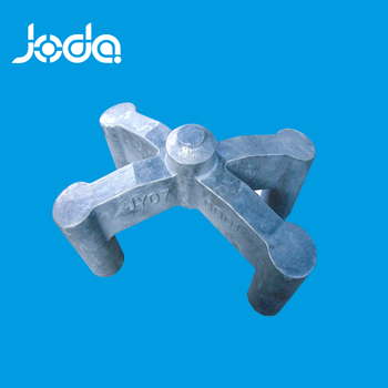 Cast Anode Bracket Anode Rod Assembly for Aluminium Reduction