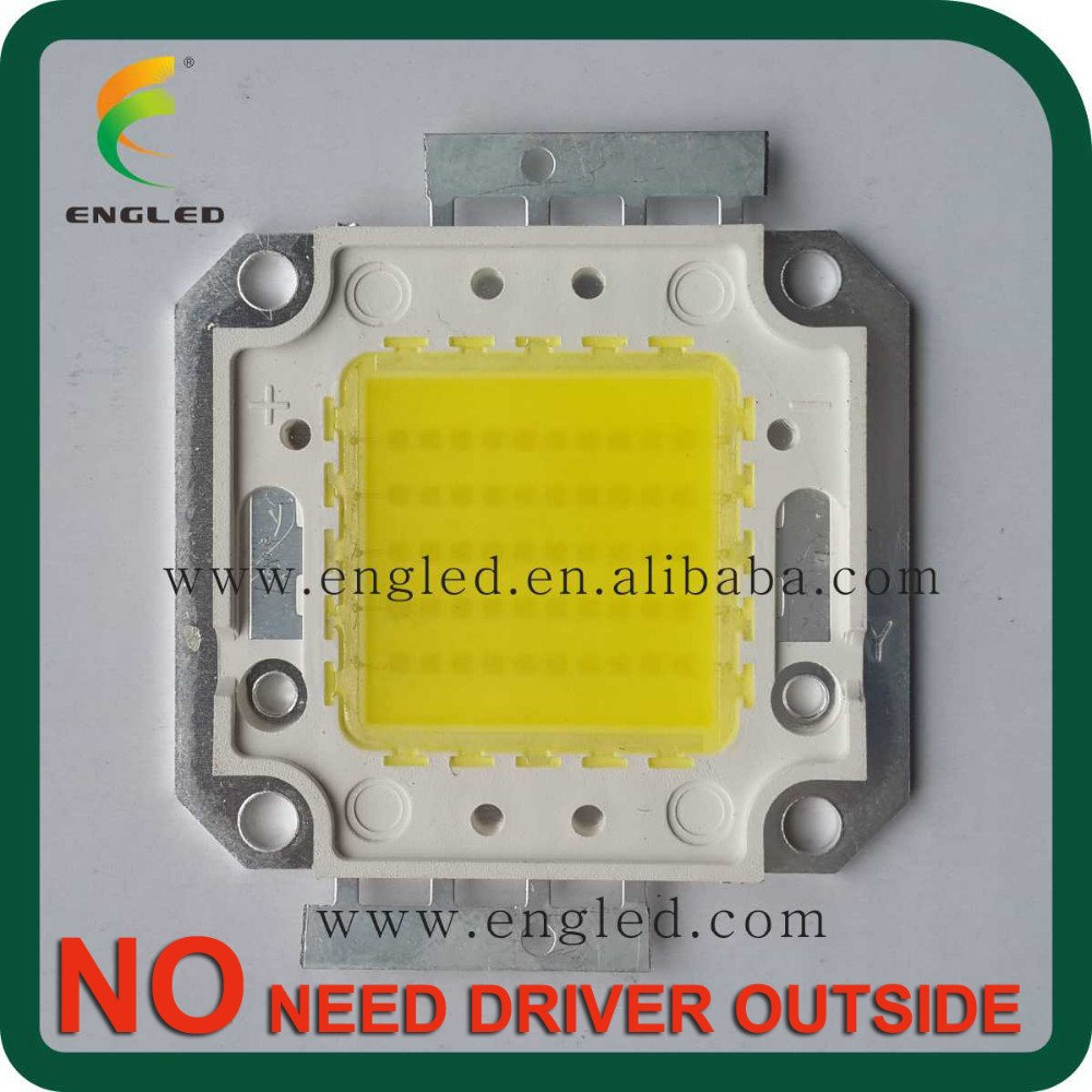 COB AC LED Module 5050 220V Integrated Driver Dimmable 3040 50W High Power