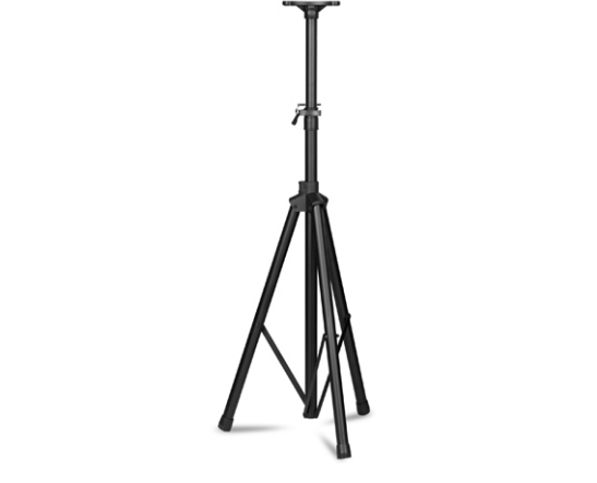 Professional cheap plastic and metal tripod stand for speaker