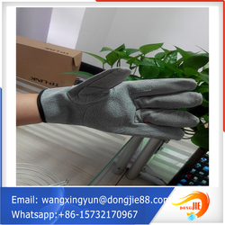 creditworthy AnPing county leather gloves motorcycle/leather weight lifting gloves