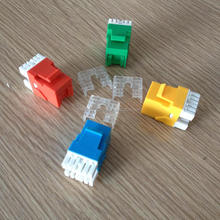 cat5e rj45 keystone jack with dust cover