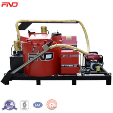Trailer Mounted Crack Filling Machine For Repair Road In SuZhou