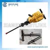Durable Super drill machine for concrete road and stone block For Brazil market