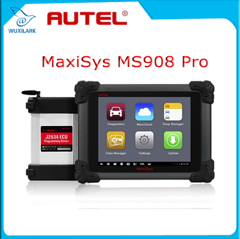 100% Original AUTEL MaxiSYS MS908 Pro AUTEL MaxiDas Maxisys pro DS708 Diagnostic System with WiFi Autel MS908P