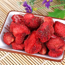 FD fruit fresh freeze dried strawberry