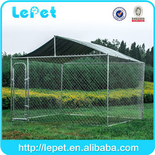 with clamp connector large outdoor wholesale heavy duty metal dog enclosure
