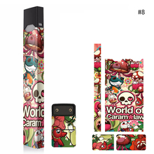 2019 Custom Protective Sticker Decal/Wrap/Skins/Sticker for Juul Vape Pen Skins