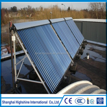 2016 China Pressurized Heat Pipe Vacuum Tube Solar Thermal Collector