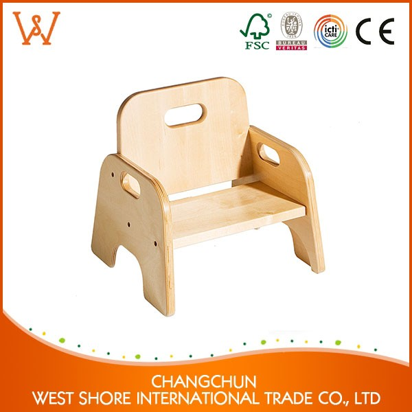 New Fashionable Stylish kindergarten chair With Best Quality