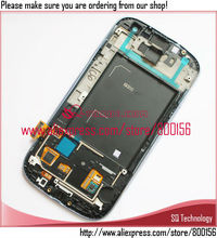 Alibaba Express for Samsung for Galaxy S3 III i9300 Lcd Screen Display with Touch Screen and Frame Assembly
