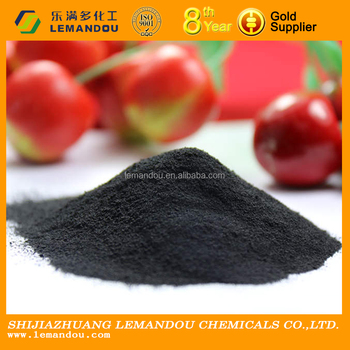 Sodium humate for ceramic production breeding