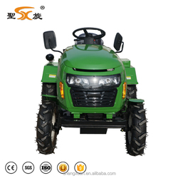 Factory supply 2wd four-wheels 18hp mini tractor (SX-18)