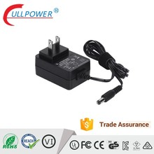 14v1.2a constant voltage 16.8W switching supply with US EU UK AU plug