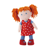 Factory wholesale stuffed little girl love plush doll