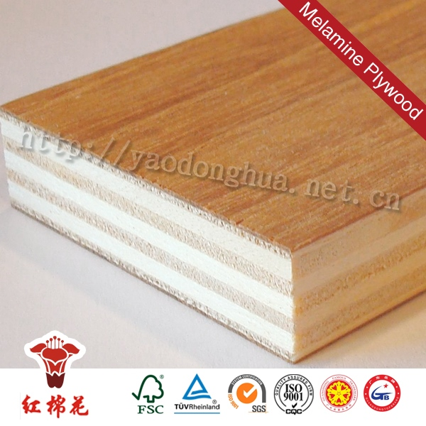 Colorful rotary / straight teek plywood for furniture making