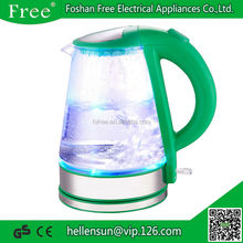 High Quality Hot Sale red white electric kettle