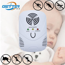 High Quality Electronic Pest Indoor Ultrasonic Bug Repellent