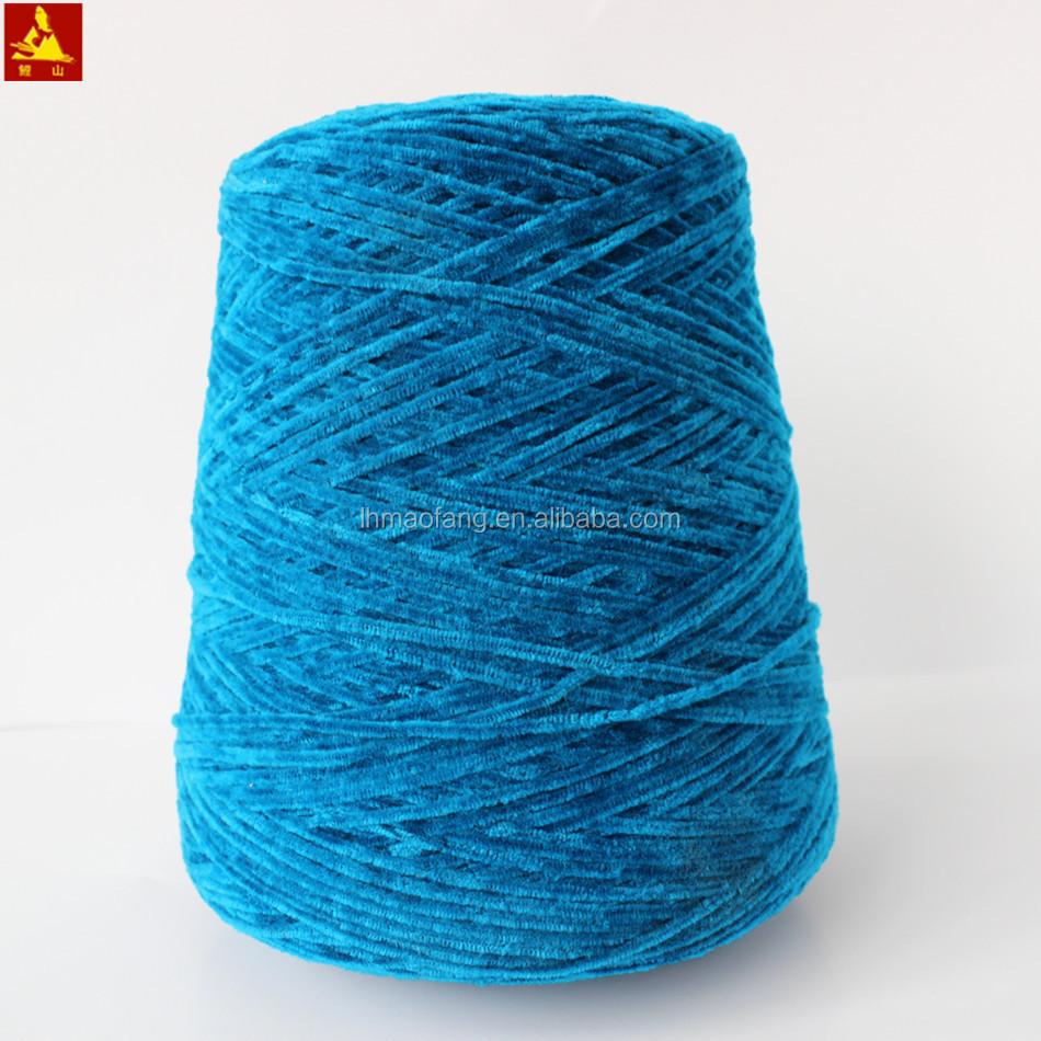 Chenille Knitting Patterns : Best Quality Acrylic Knitted Chenille Yarn - Buy Knitted Chenille Yarn,Chenil...