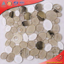 Factory price Construction material art pebble mosaic tiles for kids