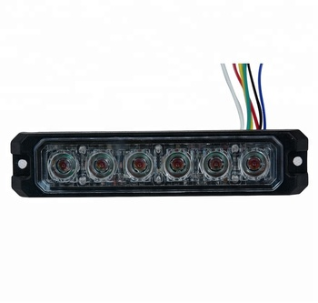 Waterproof Surface Mount Warning strobe Lights for fire truck