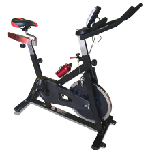 Yue bu Sports YB-S3000 Aerobic Indoor Training Fitness Cardio Home Cycling Racing Exercise Bike 15kg Flywheel with Display