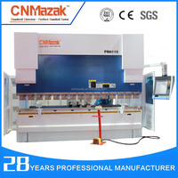 Sheet Metal Folding, Plate Bending Machine CNC Servo Hydraulic Press Brake ( 100T/4000mm)