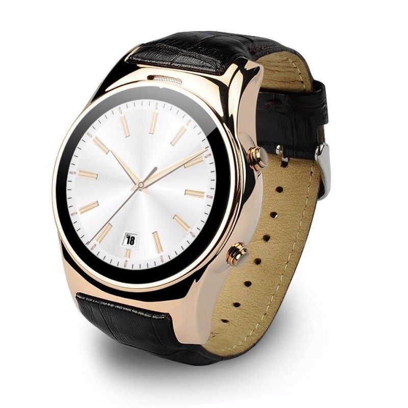 2016 premium heartrate detector watch mobile phone