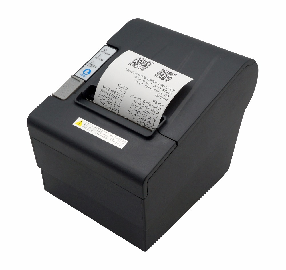 80mm thermal pos receipt printer support cloud printer