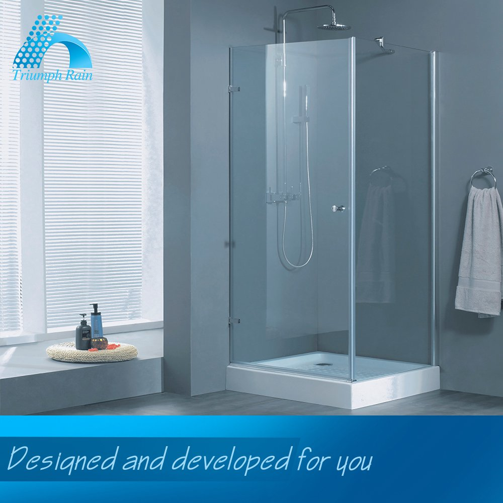 Top Quality Low Cost Stylish Design Used Shower Doors Aluminium Profile