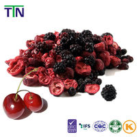TTN 2015 Wholesale Freeze Dried Fruit Vacuum Freeze Dried Cherry