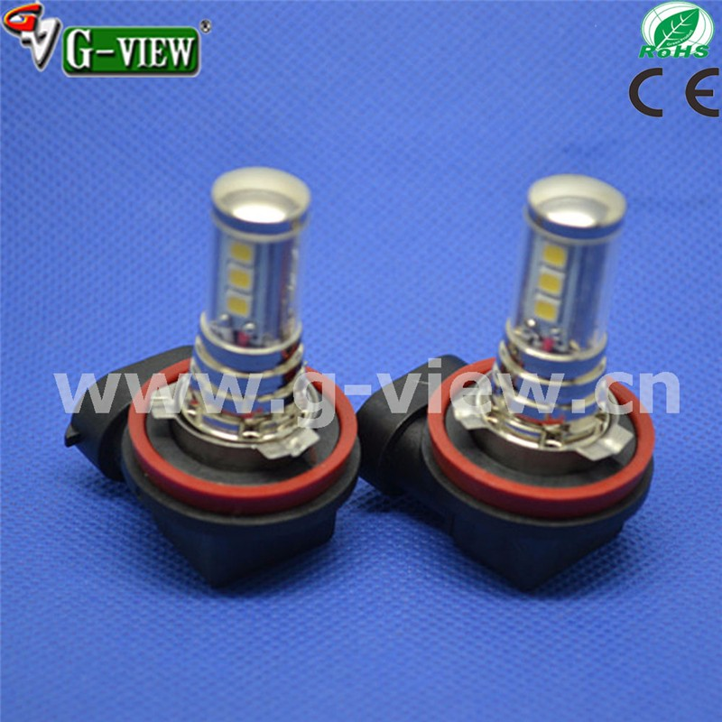 Car auto parts led light for car H8 H11 LG 3030chip auto led bulb