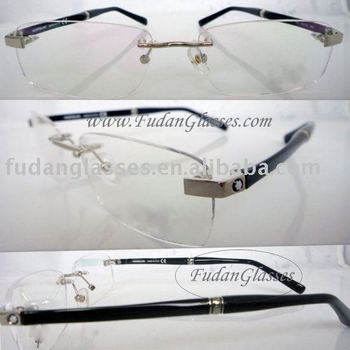 Rimless Eyeglasses Executive Optical : Alibaba Manufacturer Directory - Suppliers, Manufacturers ...