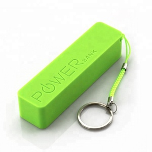Gadgets 2019 Technologies powerbank Promotional Portable Power Bank Get Free Samples 18650 battery power banks for mobile phone
