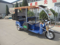 POPULAR ELECTRIC TRICYCLE FOR PASSENGER H-POWER