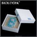 "3"" Plasti-coat Cryobox with 81-well dividers"