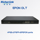 CHINA SUPPLIER INDOOR RL8008EN OLT device which provides 8 downlink 1000M PON ports FTTH Solution EPON OLT 8PON Ports 1U